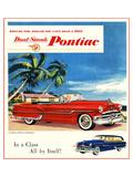 1953 GM Dual Streak Pontiac