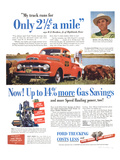 1951 Ford Trucks Last Longer