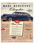 1941 New Beautiful Chrysler