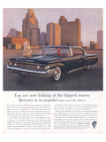 1960 Mercury Montclair 2-Door