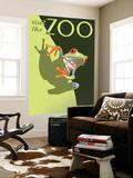 Visit the Zoo  Tree Frog Scene