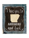 Arkansas and Back