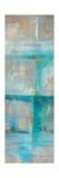 Aqua Abstract I Crop