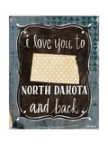 North Dakota and Back