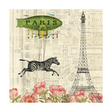 Wild About Paris I