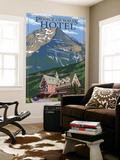 Waterton National Park  Canada - Prince of Wales Hotel