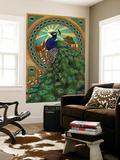 Peacock - Art Nouveau