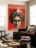 Alexander the Man who Knows Magic Poster