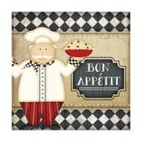 Bistro Chef Bon Appetit