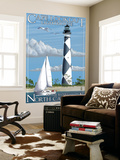 Cape Lookout Lighthouse - Outer Banks  North Carolina