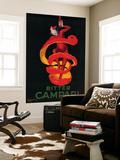 Bitter Campari Vintage Poster - Europe