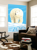 Visit the Zoo  Polar Bear Solo