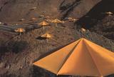 Yellow Umbrellas-Calafornia  USA Site I