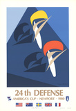 24th Defense-Newport