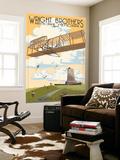 Wright Brothers National Memorial - Outer Banks  North Carolina