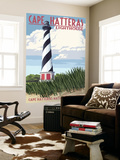 Cape Hatteras Lighthouse - Outer Banks  North Carolina