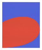 Red/Blue (From Ten Works by Ten Painters)