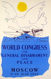 World Congress for General Disarmement and Peace-Moscow