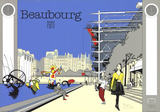 Beaubourg  Paris