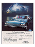 1966 Thunderbird-The 428 V-8