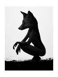 The Silent Wild Reproduction d'art par Ruben Ireland