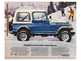 1982 Jeep Renegade - a Legend