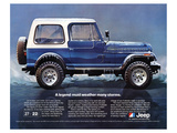 1980 Jeep Renegade - a Legend