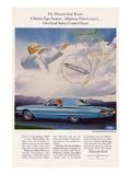 1966 Thunderbird Pilot Control