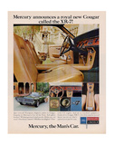 1967 Mercury -Royal New Cougar