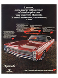 1968Plymouth Fury-Beat Goes On