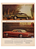 1967 Thunderbird - Set Trends