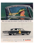 1963 Mercury - New Window Idea