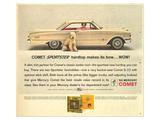 1963 Mercury - Comet Sportster