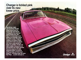 1970 Dodge Charger TickledPink