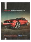 2010 Mustang - Defies Time