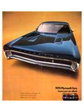 1970 Plymouth Fury - Luxury…
