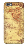 Vintage Map Western