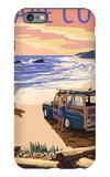 Cape Cod  Massachusetts - Woody on Beach