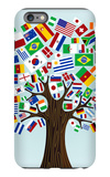 Flags Of The World Tree