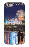 Santa Monica  California - Pier at Night