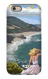 Big Sur  California Coast Scene