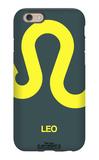 Leo Zodiac Sign Yellow