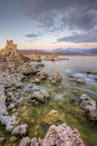 Morning Light Mono Lakeside  Eastern Sierras  California