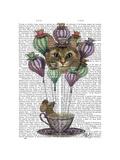 Cheshire Cat Hot Air Balloon