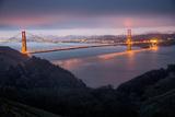 New Day at Golden Gate Bridge  San Francisco