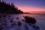 Atlantic Coast Sunrise  Maine  Acadia National Park