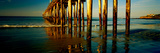 Pier in the Pacific Ocean  Cayucos Pier  Cayucos  California  Usa