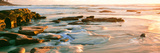 Rock Formations at Windansea Beach  La Jolla  San Diego  California  Usa