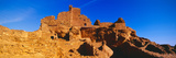 Ruins of 900 Year Old Hopi Village  Wupatki National Monument  Arizona
