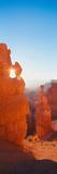Hoodoos at Sunrise  Bryce Canyon National Park  Southern Utah